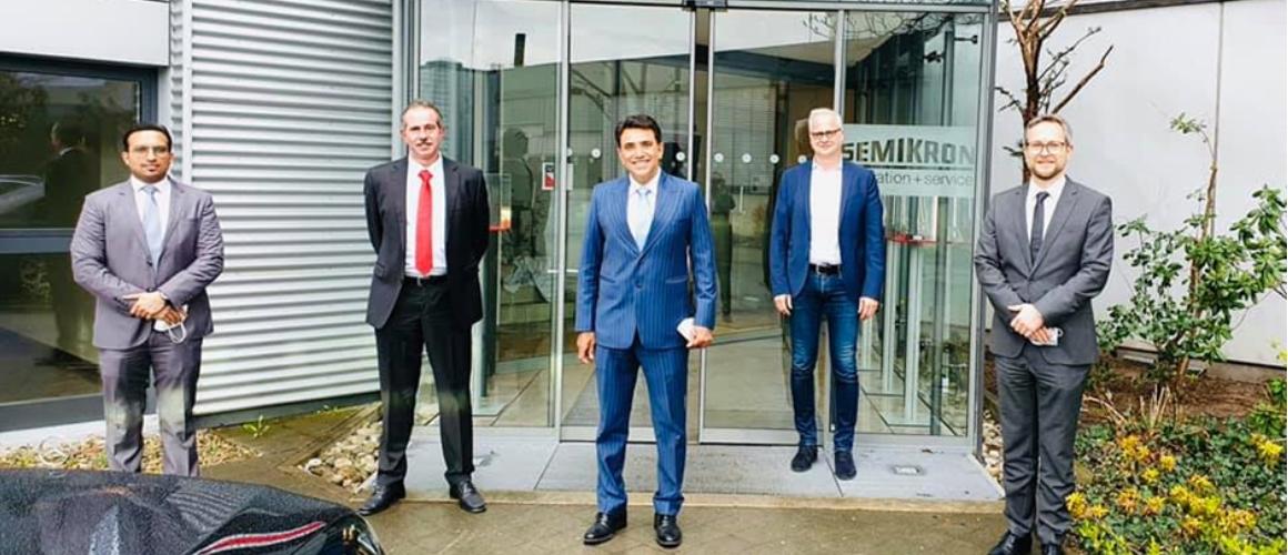 Consul General at Semikron Elektronik GmbH & Co. KG