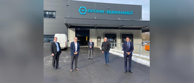 Consul General at Spohn and Burkhardt in Blaubeuren