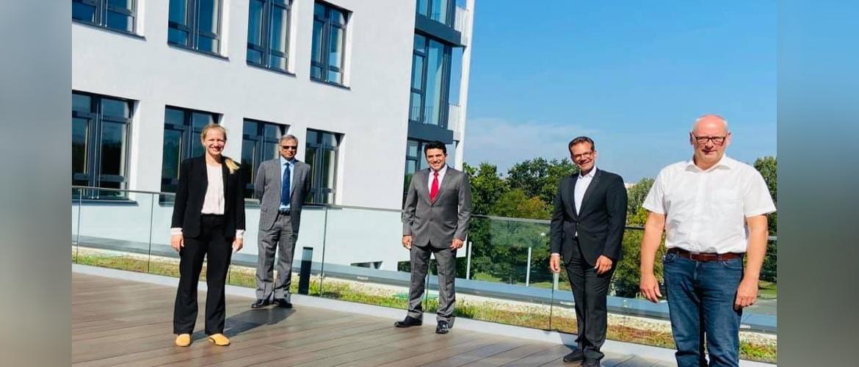 Consul General at Bayern Innovativ GmbH
